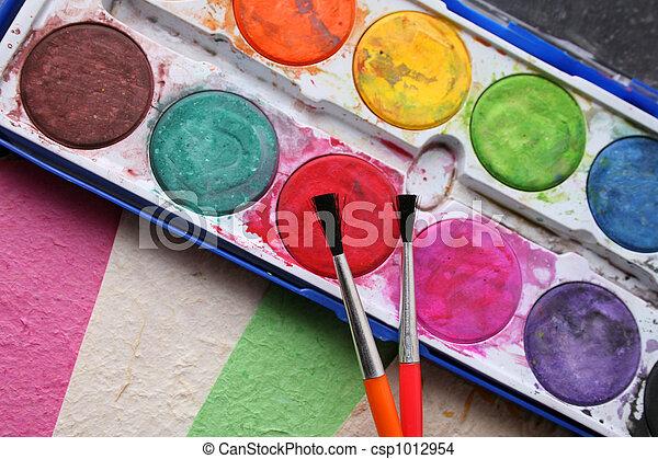 Paint Set - csp1012954