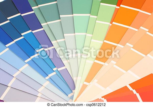 paint swatches - csp0612212