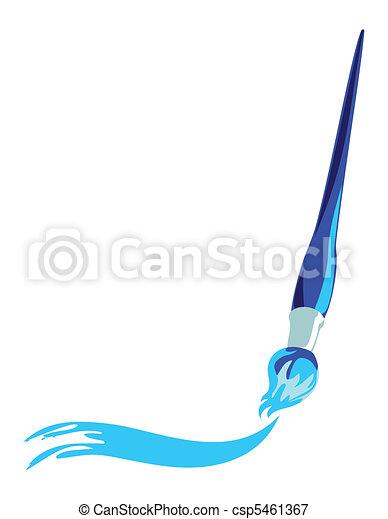 Paintbrush - csp5461367