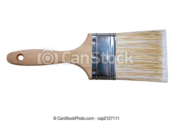 Paintbrush - csp2127111