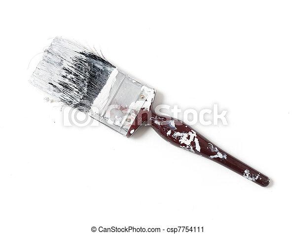 Paintbrush - csp7754111