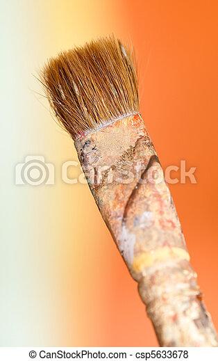 paintbrush - csp5633678
