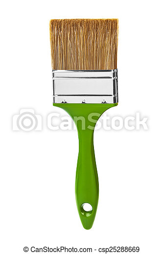 Paintbrush - csp25288669