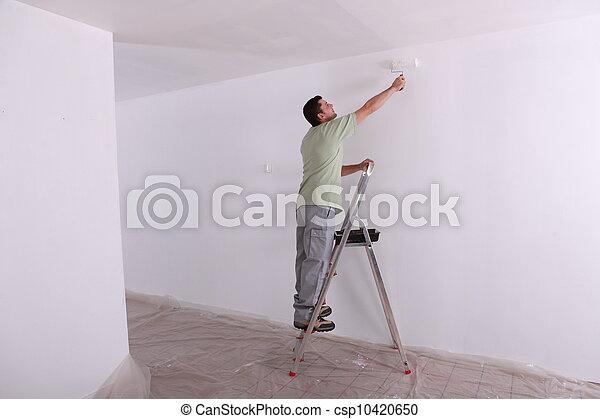 Painter - csp10420650