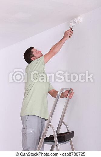 Painter - csp8780725