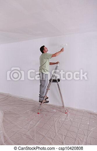 Painter - csp10420808