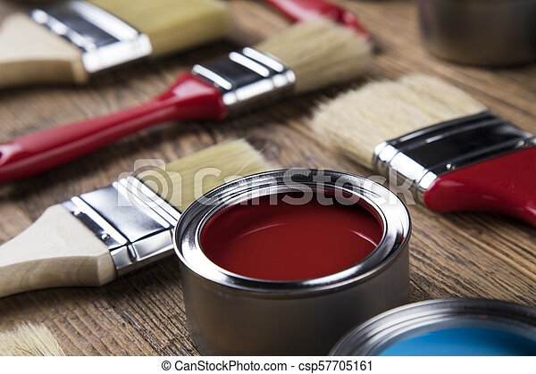 Painting tools and accessories - csp57705161