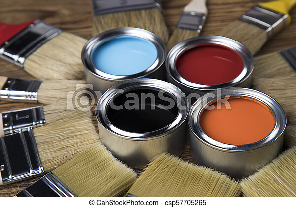 Painting tools and accessories - csp57705265
