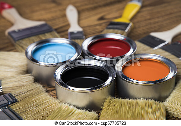 Painting tools and accessories - csp57705723