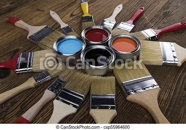 Painting tools and accessories - csp55964600