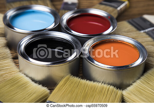 Painting tools and accessories - csp55970509
