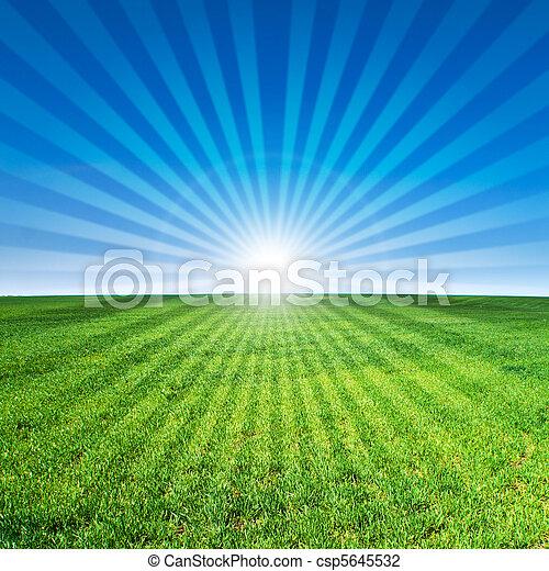paisagem - csp5645532