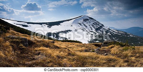 paisagem montanha - csp9300301