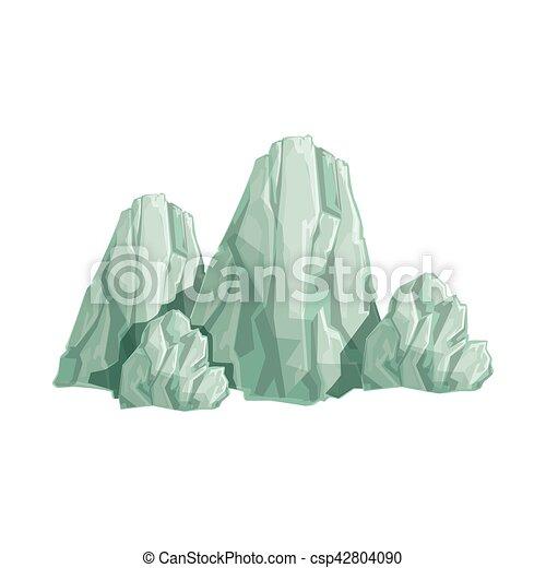 Paisagem Natural Natureza Cinzento Pedras Ajardinar Gama