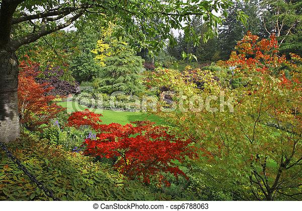 El arte de jardinería - csp6788063