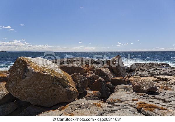 Paisaje costero. Bingie. NSW. Australia - csp20311631