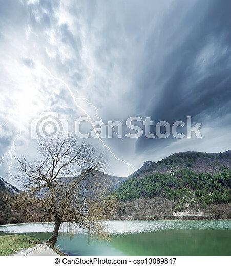 Landscape - csp13089847