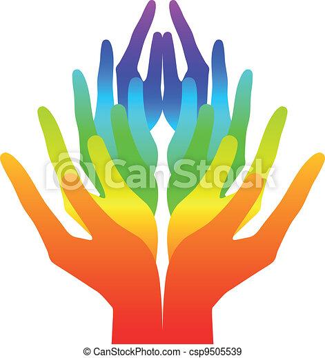 paix, amour, spiritualité - csp9505539