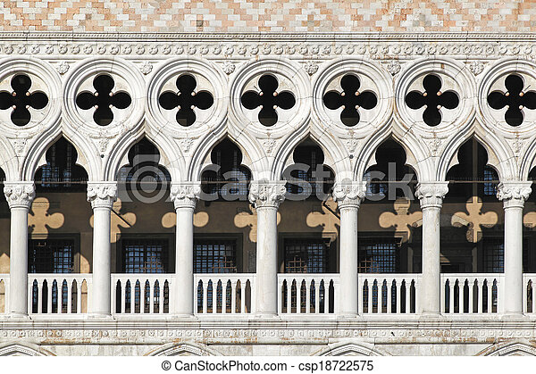 Palace Ducale Venice - csp18722575