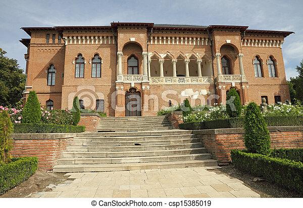 Palace of Mogosoaia  - csp15385019