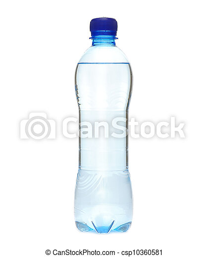 palack, műanyag, víz - csp10360581