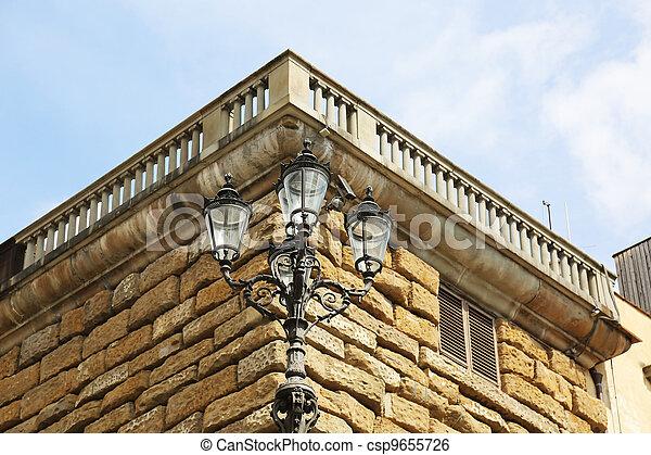 Palazzo Pitti Florence - csp9655726