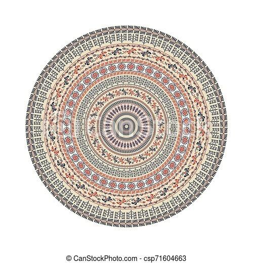 palestinien, élément, conception, 112 - csp71604663