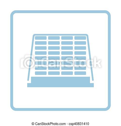 palette, construction, icône - csp40831410