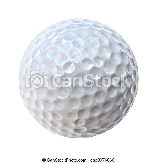 palla, golf - csp0076666