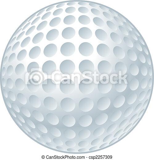 palla, golf - csp2257309