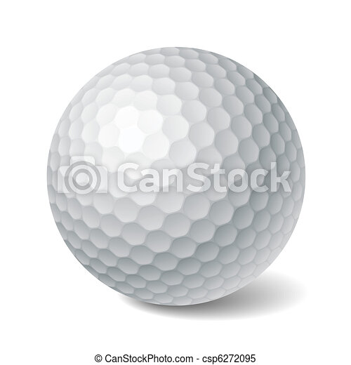 palla, golf - csp6272095
