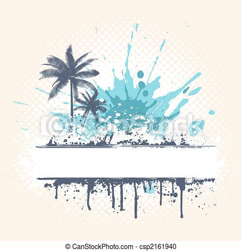 Las palmeras - csp2161940