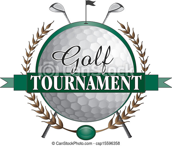 Los clubes de golf diseñan - csp15596358