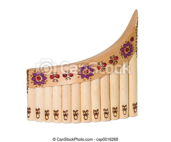 Pan flute - csp0016268