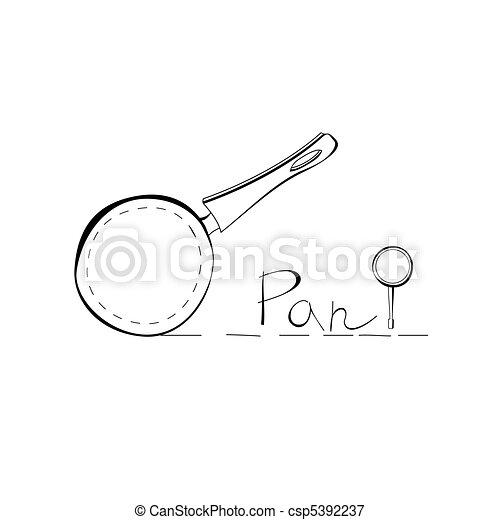 Pan - csp5392237