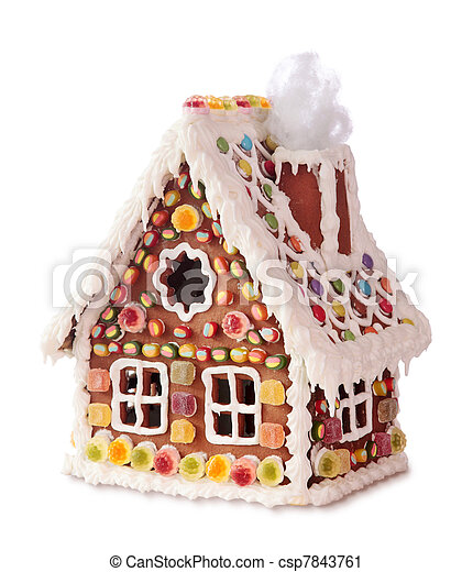 pan zenzero, casalingo, casa - csp7843761