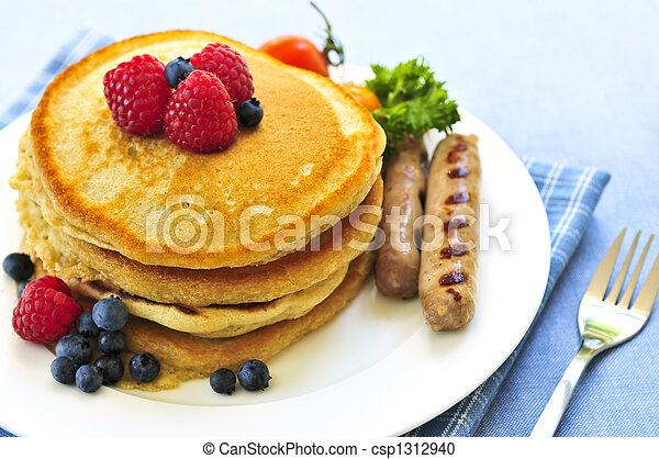 Pancakes breakfast - csp1312940