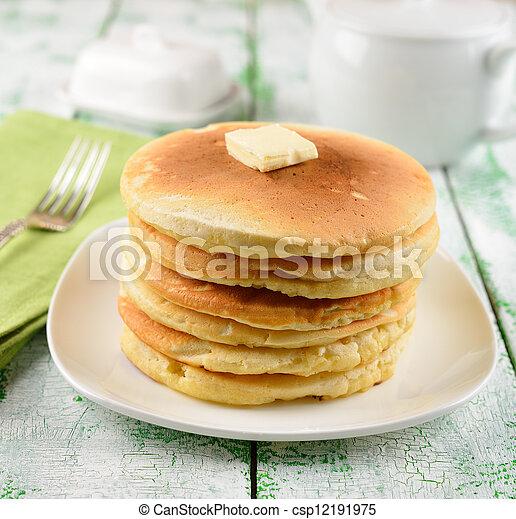 Pancakes - csp12191975
