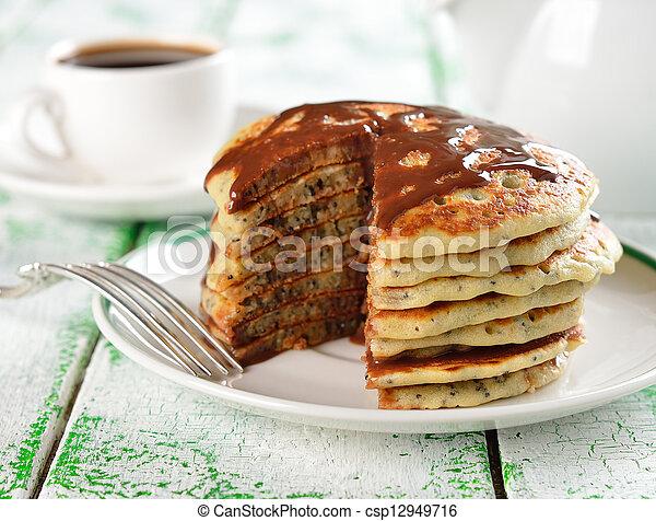 Pancakes - csp12949716
