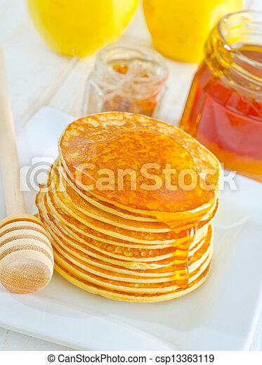 pancakes - csp13363119