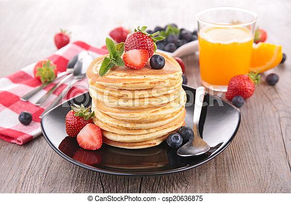 pancakes - csp20636875