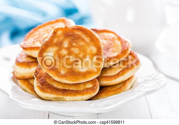 pancakes - csp41599811