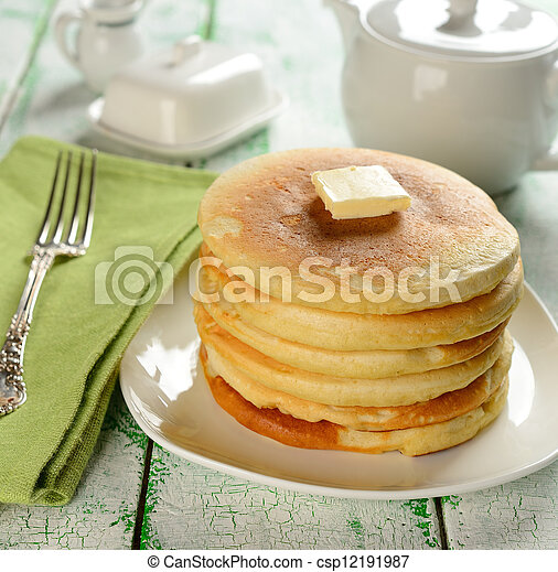 Pancakes - csp12191987