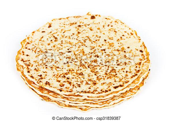 pancakes - csp31839387