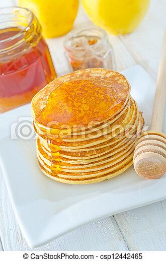 pancakes - csp12442465