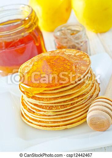 pancakes - csp12442467