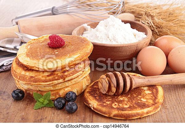 pancakes - csp14946764