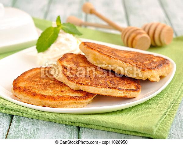 Pancakes - csp11028950