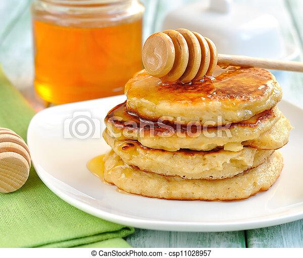 Pancakes - csp11028957