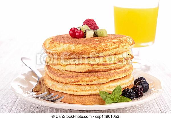 pancakes - csp14901053